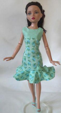 Spring Fling OOAK Dress for Ellowyne by MPH | mypinkheaven via eBay ends 5/17/14 Bid $9.99