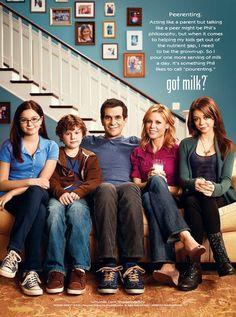 dunphy's got milk