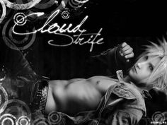 Cloud Strife by on DeviantArt Cloud And Tifa, Cloud Strife, Tidus And Yuna, Noctis, Hot Anime Guys, Final Fantasy Vii, Shirtless Men, Great Friends, Future Husband