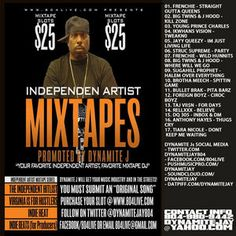 15 INDEPENDENT ARTIST WHO ARE  READY TO BE SIGNED! The Stardom101 Megafest 2 by Dynamite J. #804live http://www.datpiff.com/Stardom101-Magazine-The-Stardom-101-Megafest-2-Mixtape.737690.html