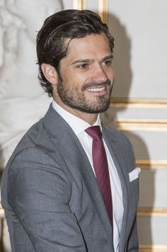Prince Carl Philip of Sweden Princess Sofia Of Sweden, Prince And Princess, Prinz Carl Philip, Kingdom Of Sweden, Swedish Royalty, Handsome Prince, Swedish Style, Danish Royal Family, Its A Mans World