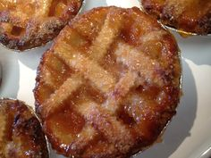 The Black Rooster Bakery Peach Pies