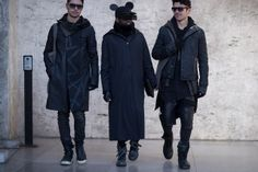 Street Style: Rick Owens Paris Men's Fashion Week | Highsnobiety