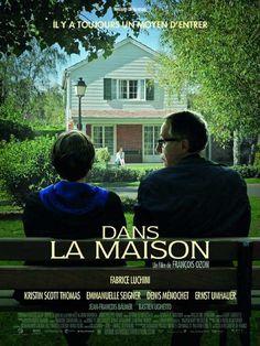 En la casa de François Ozon (2012) http://www.tourdecinefrances.net/Peliculas-francesas/EN-LA-CASA-Dans-la-maison-180