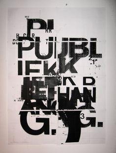 Public Space Poster.