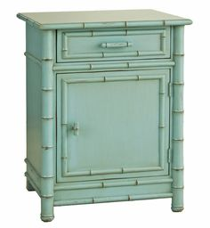 Faux Bamboo NIGHTSTAND by Coach Barn