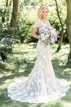 Pretty dress van Wild at Heart Bridal <3
