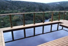 Aloe Ridge is situated on a small ridge overlooking the Breede River. This self-catering accommodation is an absolute must for couples and families Garden Bridge, Aloe, Places To Go, Outdoor Structures, Aloe Vera