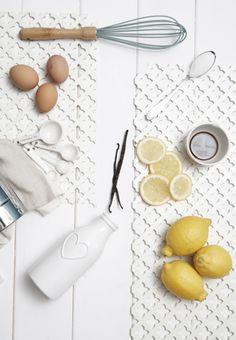 Pancake Ingredients! #food #pancake #lemons