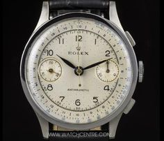 Rolex S/S Manual Wind Silver Dial Chronograph Antimagnetic 2508 http://www.watchcentre.com/product/rolex-s-s-manual-wind-silver-dial-chronograph-antimagnetic-2508/3471