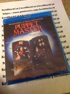 NEW-SEALED-Puppet-Master-1-Horror-Blu-Ray-Remastered-5-1-Widescreen-Region-A #ebay #endingsoon #kenblackcat