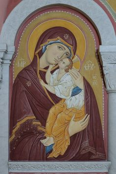Проекты А.Н.Солдатова Religious Icons, Religious Art, Russian Icons, Byzantine Icons, Madonna And Child, Art Icon, Orthodox Icons, Mother Mary, Christian Faith