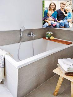 Anika und Frank Schlabinger sind die glücklichen Gewinner der Badezimmermodernisierung von WOHNIDEE und Geberit. Sehen Sie das tolle Endergebnis.