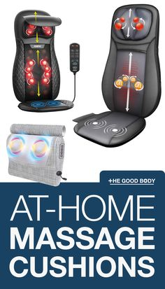 Are you looking for pain relief at home? If you're shopping for a massage cushion you'll quickly realize you have so many options! Take a look at our comprehensive review of the best at-home massage cushions on the market. We highlight the best features and benefits of each style so you have all research to help your purchase decision easy. Natural Pain Relief, Back Pain Relief, Ways To Stay Healthy, How To Stay Healthy, Fit Board Workouts, Fun Workouts, No Equipment Workout, Fitness Equipment