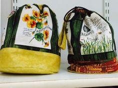 Treat Bag 2014 MN Shop Hop Fabric