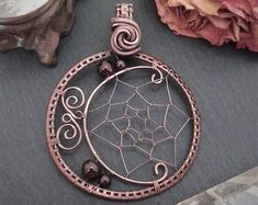Jewelry Making – Fine Sea Glass Jewelry Sea Glass Jewelry, Copper Jewelry, Wire Jewelry, Beaded Jewelry, Handmade Jewelry, Wire Earrings, Copper Wire, Jewellery, Wire Pendant