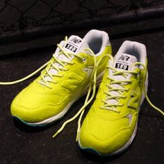 MITA SNEAKERS × NEW BALANCE MRT580 THE BATTLE OF SURFACES #sneaker