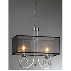 Warehouse of Tiffany French 2 Light Candle-Style Chandelier