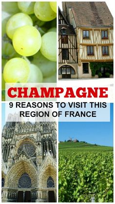 Champagne-Ardenne is an area of France that is sometimes overlooked by more popular destinations in the country. Here are 9 reasons why you must visit.