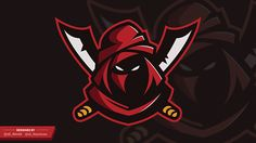 Assassin Mascot Logo - Designed by James O'Brien & Logan Gallie