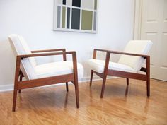 more walnut lounges