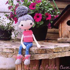 Jill done by pattern buyer, @bou_et_les_petites_choses . Pretty works! ❤️❤️❤️