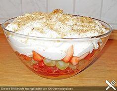 Frucht - Schicht - Salat