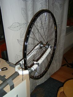 i wanna build some wheels but i need a truing stand