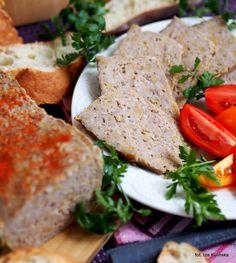Smaczna Pyza: Do chleba. Klops wieprzowy z cydrem i leśną nutą