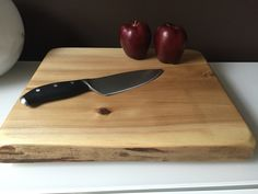 Butcher Block, Charcuterie Board,Cutting Board, Cheese Board, Live Edge Butcher Block, Cutting Board, Rustic Cutting Boards, Wedding Gifts by SerenityStumps on Etsy