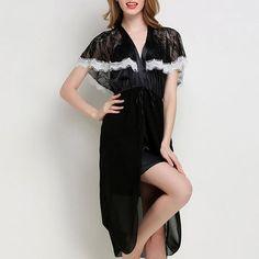90aa1c38b0 10 Best Pajama Sets images | Nightwear, Pyjama sets, Sleepwear women