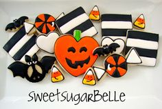 Decorating Sugar Cookies... From Start to Finish- Part 2 » Glorious Treats
