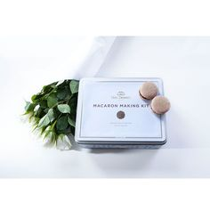 Why do you always have to go to a store to indulge in delicious macarons? Make them at home with our very own Macaron Making Kit!