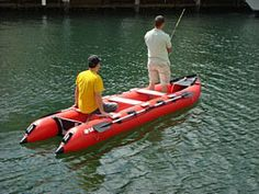 This new and revolutionary product, is a crossover between an inflatable kayak and an inflatable boat - KaBoat! Order yours today at http://www.boatstogo.com/kayaks_SK470.asp