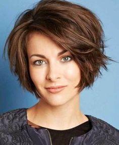 Die 37 Besten Bilder Von Kurzhaar Frisuren Feines Haar Rundes
