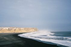 "se17enteen: "" Reynisfjara Beach by Johannes Huwe on Flickr. """