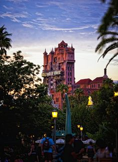 Hollywood Studios - That Golden Hour