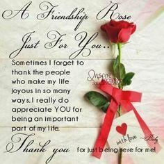 442 Best Thanks For Your Friendship Images Friends Best Friend