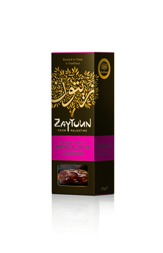 Zaytoun Palestinian Medjool Dates The 'Medjoul' is the finest of dates. It is grown in the Jericho area which has the perfect climate for producing these delicious, soft and succulent dates. Medjool Dates, Ottolenghi, Dating, Pure Products, Traditional, Store, Recipes, Quotes, Larger