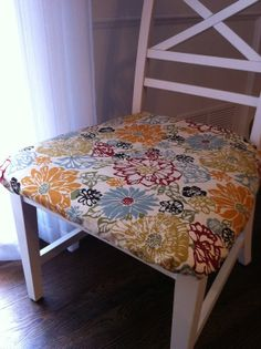 Custom Dining Chair Covers for Kids and by KinderKoversForKids, $17.99