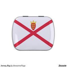 Jersey, flag