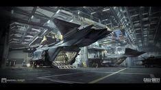 Call of Duty Infinite Warfare - Retribution Design Overview, Mike Hill on ArtStation at https://www.artstation.com/artwork/lLz6J