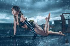 Cosplayer: Danica Rockwood Photographer: https://www.facebook.com/davidlovephotography Character: Quiet From: Metal Gear Solid V: The Phantom Pain Country: United States