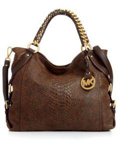 MICHAEL Michael Kors Handbag, Tristan Large Tote - MICHAEL Michael Kors - Handbags & Accessories - Macy's