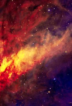 The Omega Nebula (the Swan Nebula, the Horseshoe Nebula, and M17) is a star factory located approximately 5,000 light years away. (via my tumblr)