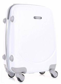 Superlekka i niezwykle stylowa walizka na 4 kółkach. Idealna na dalsze i bliższe podróże, pomieści wszystkie niezbędne przedmioty. A do tego teraz w cenie 138 zł! ✈🚆 http://panitorbalska.pl/p/213/5703/walizka-kabinowka-ultra-light-or-amp-mi-4-kolka-biala-walizki.html