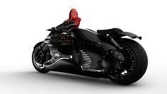 MM2 Tryton Elétrica Motociclista on Behance