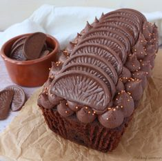 Chocolate Orange Loaf Cake - The Baking Explorer Delicious Chocolate, Vegan Chocolate, Chocolate Cakes, Chocolate Recipes, All You Need Is, Terry's Chocolate Orange, Terrys Chocolate Orange Cake, Loaf Cake, Pound Cake