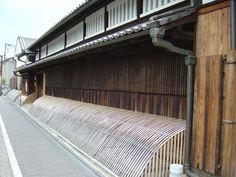 京都、伏見、酒蔵  Kyoto, Fushimi, sake brewery.