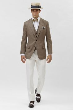 Brooks Brothers Mens RTW Spring 2014